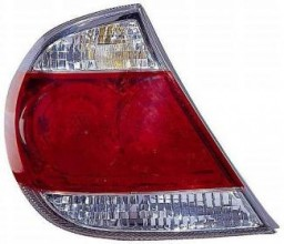 2005-2006 Toyota Camry Tail Light Rear Lamp (USA / LE/XLE Model) - Left (Driver)