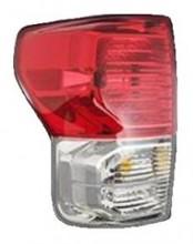 2010-2011 Toyota Tundra Pickup Tail Light Rear Lamp - Left (Driver)