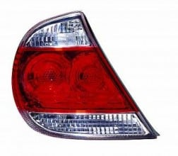 2005-2006 Toyota Camry Tail Light Rear Lamp (Japan / LE/XLE Model) - Left (Driver)