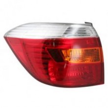 2008-2010 Toyota Highlander Tail Light Rear Lamp (OEM / Base) - Left (Driver)