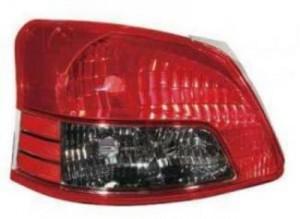 2007-2010 Toyota Yaris Tail Light Rear Lamp (S Model / Sedan) - Left (Driver)
