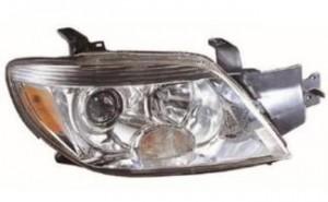 2005-2006 Mitsubishi Outlander Headlight Assembly (LS / SE / XLS)- Right (Passenger)