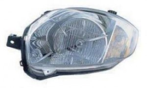 2007-2011 Mitsubishi Eclipse Headlight Assembly - Left (Driver)