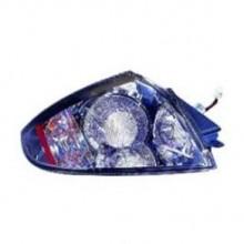 2007-2012 Mitsubishi Eclipse Tail Light Rear Lamp - Left (Driver)