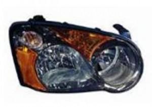 2005 Subaru Impreza Headlight Assembly - Right (Passenger)
