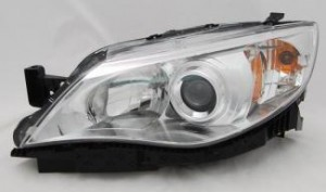 2008-2009 Subaru Impreza Headlight Assembly - Left (Driver)