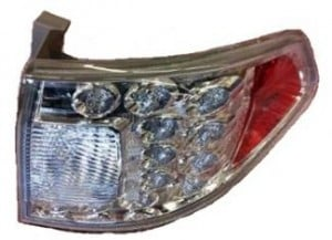 2008-2014 Subaru Impreza Tail Light Rear Lamp (Wagon / On Body) - Right (Passenger)