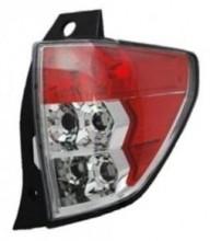2009-2013 Subaru Forester Tail Light Rear Lamp - Right (Passenger)