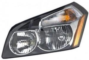 2009-2010 Pontiac Vibe Headlight Assembly - Left (Driver)