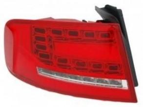 2009-2012 Audi A4 Tail Light Rear Lamp (For Sedan Only) - Left (Driver)