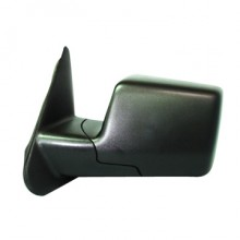 2006-2011 Ford Ranger Side View Mirror (Manual / Textured Black) - Left (Driver)