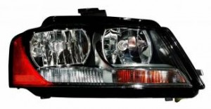2009-2013 Audi A3 Headlight Assembly - Right (Passenger)