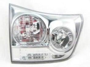 2004-2006 Lexus RX330 Tail Light Rear Lamp - Left (Driver)