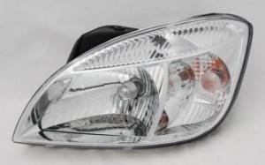 2009-2011 Kia Rio5 Headlight Assembly - Left (Driver)