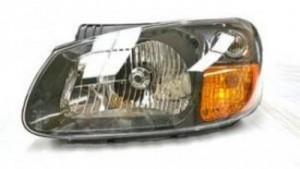2008-2009 Kia Spectra5 Headlight Assembly - Left (Driver)
