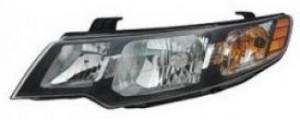 2010-2012 Kia Forte Headlight Assembly - Left (Driver)