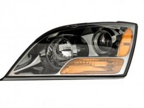 2007-2008 Kia Sorento Headlight Assembly - Left (Driver)