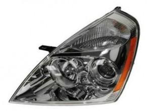 2007-2007 Kia Sedona Headlight Assembly - Left (Driver)