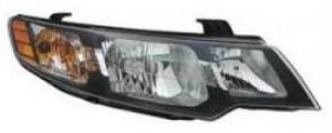 2010-2012 Kia Forte Headlight Assembly - Right (Passenger)