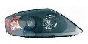2006-2006 Hyundai Tiburon Headlight Assembly - Right (Passenger)