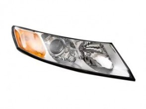 2007-2009 Kia Optima Headlight Assembly (For Models Without Appearance Package) - Right (Passenger)