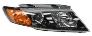 2009-2010 Kia Optima / Magentis Headlight Assembly - Right (Passenger)