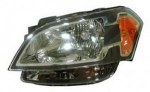 2010-2011 Kia Soul Headlight Assembly - Right (Passenger)