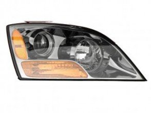 2008-2009 Kia Sorento Headlight Assembly - Right (Passenger)