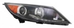 2011-2013 Kia Sportage Headlight Assembly - Right (Passenger)