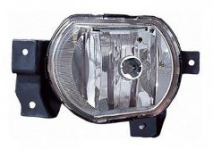 2001-2005 Kia Rio Fog Light Lamp - Left (Driver)