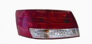 2006-2007 Hyundai Sonata Outer Tail Light - Left (Driver)