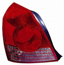 2004-2006 Hyundai Elantra Tail Light Rear Lamp (Sedan) - Left (Driver)