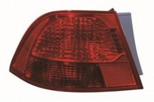 2009-2010 Kia Optima Tail Light Rear Lamp - Left (Driver)