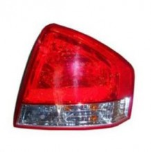 2009-2009 Kia Spectra Tail Light Rear Lamp - Right (Passenger)