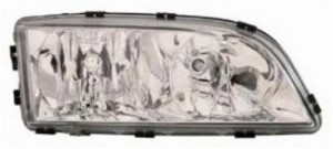 2003-2004 Volvo C70 Headlight Assembly - Right (Passenger)
