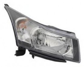 2011-2012 Chevrolet (Chevy) Cruze Headlight Assembly - Right (Passenger)
