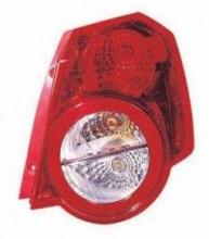 2009-2011 Chevrolet (Chevy) Aveo 5 Tail Light Rear Lamp - Right (Passenger)