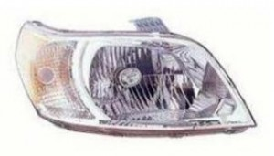 2009-2009 Chevrolet (Chevy) Aveo 5 Headlight Assembly - Right (Passenger)