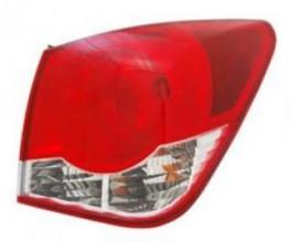 2011-2012 Chevrolet (Chevy) Cruze Tail Light Rear Lamp - Right (Passenger)