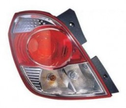 2008-2009 Saturn Vue Tail Light Rear Lamp (Red Line Model) - Left (Driver)