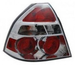 2009-2011 Chevrolet (Chevy) Aveo Tail Light Rear Lamp - Left (Driver)