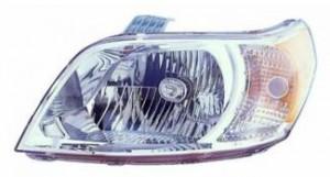 2010-2011 Chevrolet (Chevy) Aveo 5 Headlight Assembly - Left (Driver)