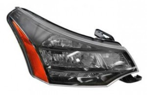 2009-2010 Ford Focus Headlight Assembly - Right (Passenger)