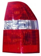 2001 -  2003 Acura MDX Tail Light Rear Lamp - Right (Passenger) Side