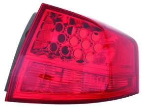 2007 -  2009 Acura MDX Rear Tail Light Assembly Replacement Housing / Lens / Cover - Right (Passenger) Side