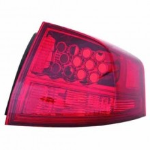 2010 -  2013 Acura MDX Rear Tail Light Assembly Replacement Housing / Lens / Cover - Right (Passenger) Side