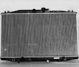 Acura TSX Radiator Manual Transmission Standard - Acura tsx manual transmission
