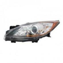 2010-2013 Mazda 3 Mazda3 Headlight Assembly - Left (Driver)