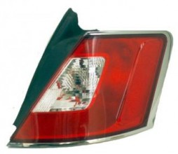 2010-2012 Ford Taurus Tail Light Rear Lamp - Right (Passenger)