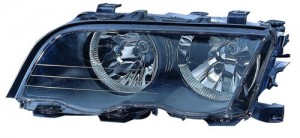 2001 BMW 325i Front Headlight Assembly Replacement Housing / Lens / Cover - Left (Driver) Side - (4 Door; Sedan)
